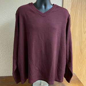 4/$10 Faded Glory v-neck sweater